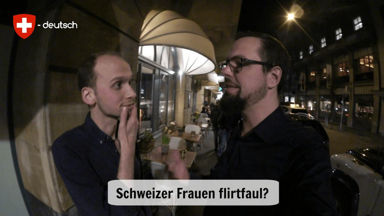 Frauen kennenlernen in der schweiz